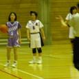 ミニバスケット安茂里クラブ